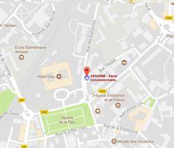 AXSAONE - 299 rue des Epinoches - 71000 Mâcon