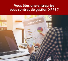 Vous êtes une entreprise sous contrat de gestion XPS ?