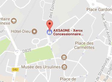 AXSAONE : 299, rue des Epinoches 71000 MÂCON