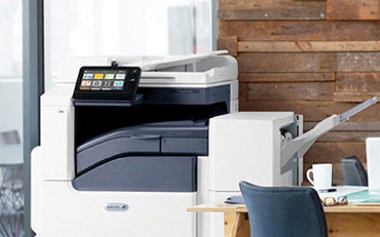 Technologie Xerox® ConnectKey®