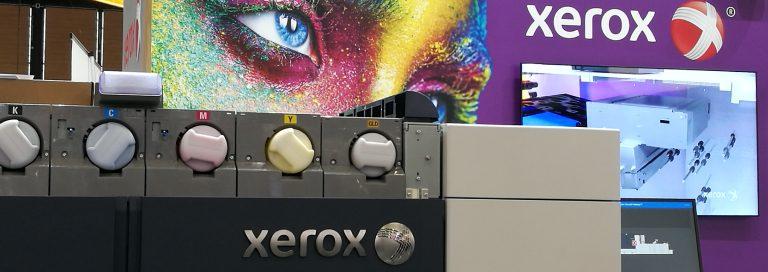 Presse iridesse Xerox