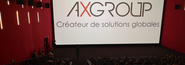 Soirée cinéma Axgroup
