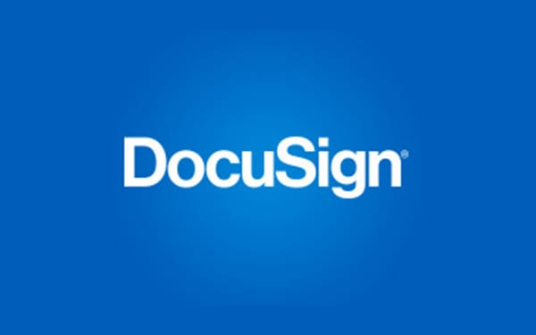 Label DocuSign